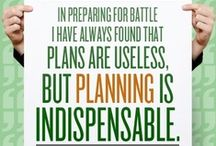 "Plan To Win Quotes / ""Without leaps of imagination, or dreaming, we lose the excitement of possibilities. Dreaming, after all, is a form of planning."" #PlanToWin / by Bplans"