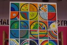 Art Class-Elementary School / by Audrey Bailey-Burton