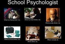 For School Psychology / by Savanna Ashton Williams