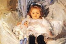 John Singer Sargent / Pinning politely is appreciated. / by Elizabeth Finney