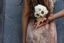 Power to the Flower. / Don't wait for someone to buy you flowers, excite your own soul.