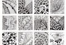 TR 5 Zentangle