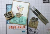 Stampin Up Undefined / by Angel Loesch