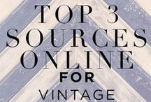 VINTAGEDESIGN.ME MUST READ POSTS / Here's the best of the best from VintageDesign.Me...an interior design blog that will kick your house's ass. Read em' all up, rinse, and repeat.  / by Erica Reitman / VintageDesign.me