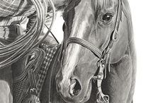Art - Drawing / by Karen Froese Spotts