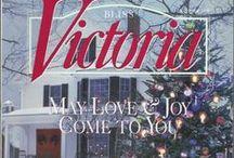 Victoria Magazine / by Elizabeth Finney