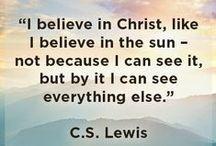 Faith - C.S. Lewis Quotes