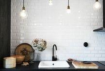 Industrial / Industrial interior design inspiration