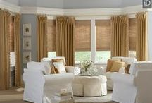 'Inspired Drapes' / 'Inspired Drapes' is a NEW and EXCLUSIVE line of drapery treatments from Budget Blinds in North America. Call today for a free in-home consultation. US 866-590-8580   CAN 877-888-4138 / by Budget Blinds - Official