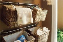 Organize / DIY / Ideas / by Anne Holstead