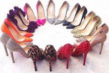 Shoe Me!!! / by Cindi Schultz
