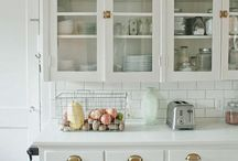 Cottage Kitchens & Dining Rooms