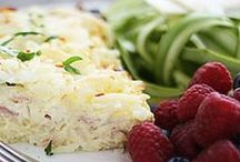 Brunch / Quick and delicious breakfast and brunch recipes the whole family will love!