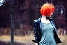 Hair / Hair, hair and hair!  Thanks to Malin Apelqvist, love ya! :)