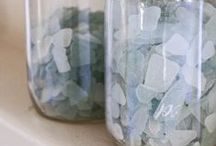 Sea Glass / by Flower Lady