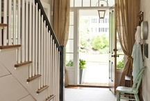 Entry / Mudroom / Stairwells / by Anne Holstead