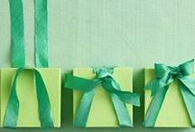 Gift Giving Greatness / There is something exceptionally joyful about giving a well thought out gift.