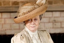 """Dowager Countess (D.A.) / The lovely """"Dowager Countess"""" and other things """"Downton Abbey""""... / by Laney Lou"""