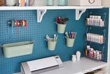 Craft Nook / by Kate W.