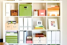 Simply Spring Cleaning / Get organized this spring for spring cleaning!