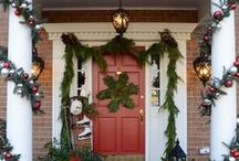 Christmas on the Porch / Looking for fresh ways to decorate your porch and outdoor areas for the Christmas season? We've got you covered! / by Mary @ Front Porch Ideas and More