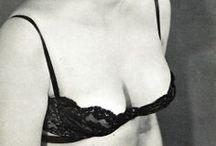 Vintage // Lingerie // Pre-1960s