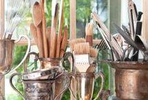 Organize / by Adrienne Thompson