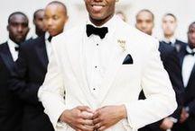 • groom/gentlemen's style •