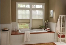 Top Down - Bottom Up Shades / Top Down - Bottom Up Shades now come in dual options. Select for privacy, room darkening, or filtered light. / by Budget Blinds - Official