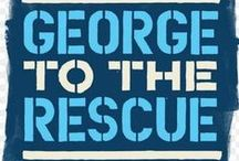 NBC: George To The Rescue / Budget Blinds and Tailored Living will be featured on NBC's 'George To The Rescue' Saturday, April 27th, 10 AM; adding motorized graphic shades from Draper, Inc. (A Member of the Budget Blinds Vendor Alliance) and new cabinets!