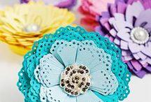 Inspiration: DIY Flowers