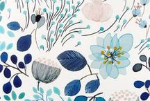 Fabric and Prints and Patterns, Oh My! / by Adrienne Thompson