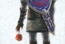 Legend of Zelda / by Morgan Meiners