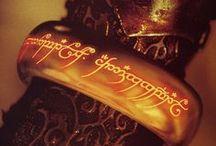 LoTR/Hobbit / by Morgan Meiners