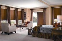 Sliding Glass Door Ideas! Window Treatments / Sliding glass door window treatment ideas. / by Budget Blinds - Official