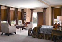 Sliding Glass Door Ideas! Window Treatments / Sliding glass door window treatment ideas.