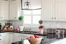 Simply Kitchens / Inspirations for your dream kitchen, including kitchen design, organization, decor, and more!