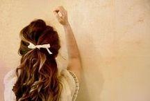 Hair!!! / by Morgan Meiners