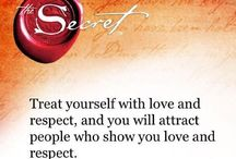 The Secret to You / A collection of quotes from The Secret to help inspire people about using the wonders of the law of attraction to manifest your dreams.