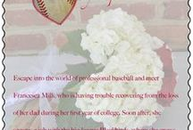 Baseball Girl, my second novel
