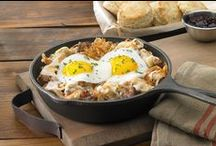 Simply Potatoes + Johnsonville Sausage / We partnered up with @johnsonville to bring you recipes that will make for incredible morning meals.