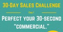 30 Day Sales Challenge! / From ASI's Wearables. Use these tips to get your sales going in a positive direction!