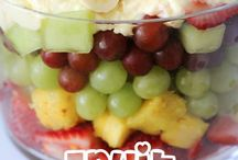 Food and Drink / Yummy food / by Rose Marie Morrell