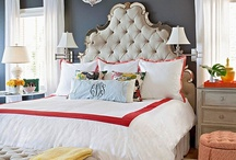 Bedroom Ideas / by Meredith Nelson
