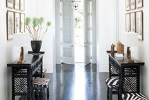 Hallway Ideas / by Meredith Nelson