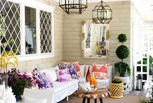 Outdoor Living / by Meredith Nelson