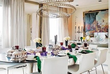 Dining Room Ideas / by Meredith Nelson