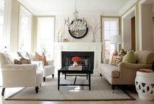 Living Room Ideas / by Meredith Nelson