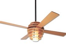 Ceiling Fans / Current designs in ceiling fans.