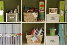 Organized Closets & Drawers